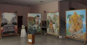 Terza tappa della mostra per i 50 anni di attività artistica e culturale  del Maestro Giuseppe Messina - NELLA SUA ARTE PROVOCAZIONI E MESSAGGI