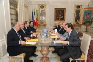 REGIONE: GOVERNO INCONTRA RETTORI UNIVERSITA' SICILIANE