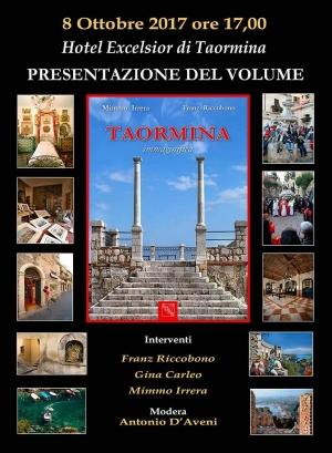 Con Franz Riccobono all' excelsior di Taormina