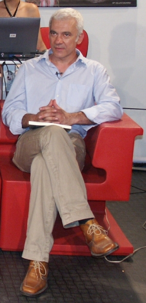 RICCARDO PIRRONE  -  un imprenditore messinese che si è distinto nel corso degli anni per l'impegno contemporaneo verso la musica e lo sport.