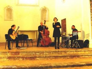 Barcellona Pozzo di Gotto: musiche brasiliane, napoletane, latine, pop e jazz con Alessia Martegiani e il trio di Maurizio di Fulvio