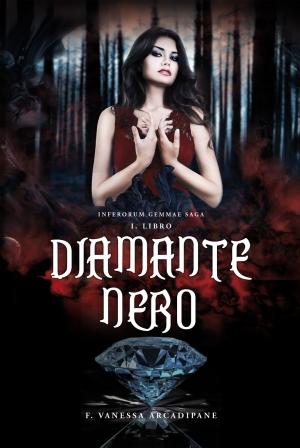 """A Napoli la presentazione del libro di Vanessa Arcadipane """" Diamante Nero"""" 10 giugno ore 18 con book trailer del regista Ignazio Arcadipane"""
