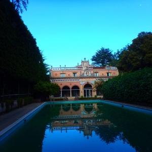 La misteriosa spettacolare Villa Manganelli Biscardi a Viagrande Museo