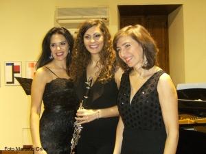 """Barcellona Pozzo di Gotto: il concerto """"Tre donne intorno al cor…"""" incanta il pubblico"""