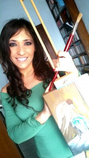 Incontrare gli angeli con l'artista Giovanna Pinto Intervista di Maria Teresa Prestigiacomo e Francesca Rossetti