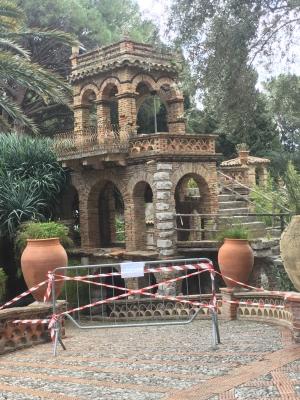 Salviamo le torrette del Parco Duca di Cesarò