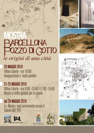 Barcellona Pozzo di Gotto: le origini della città in una mostra dell'associazione Genius Loci