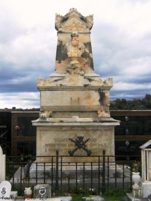 Barcellona Pozzo di Gotto: necessari interventi per il monumento funebre dedicato all'architetto Giuseppe Cavallaro