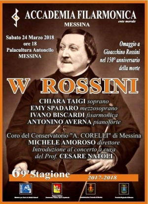 Il soprano internazionale Chiara TAIGI e la messinese Emy SPADARO  in concerto oggi al palacultura a Messina