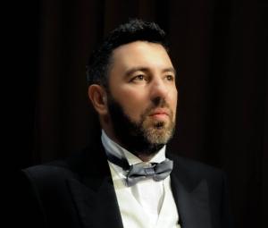 Gala Taormina opera stars Direttore artistico Davide Dellisanti.