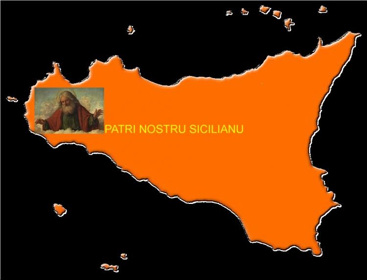 PATRI NOSTRU SICILIANU