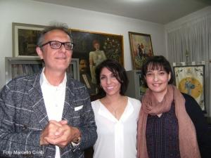 """La """"Parola illimitata"""" di Cattafi nel saggio di Silvia Freiles presentato a Barcellona Pozzo di Gotto."""