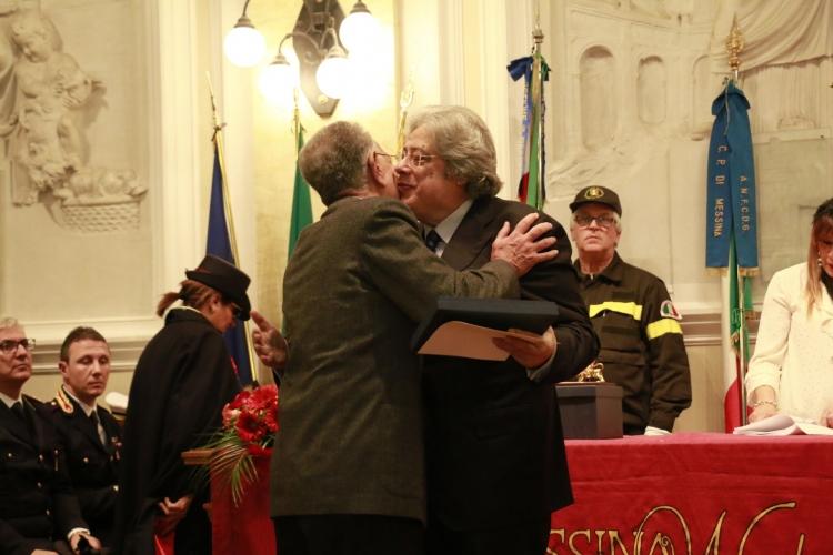 Premio Orione 2017 conferito al Prof. Francesco Trimarchi