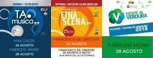 Concerti di Francesco De Gregori in Sicilia a Zafferana e a Noto. Da non perdere
