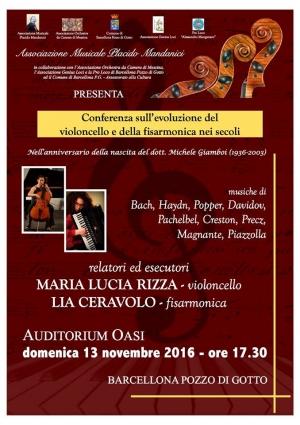 Il 13 novembre a Barcellona Pozzo di Gotto il Premio Michele Giamboi