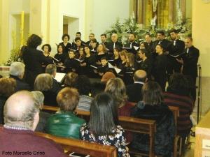 Barcellona Pozzo di Gotto: il Concerto di Pasqua del coro Ouverture a San Francesco di Paola