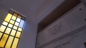 Nella tomba di Migneco, il 2 Novembre