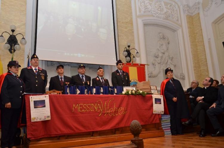 Premio ORIONE 2014 conferito al dott. PIERO ORTECA