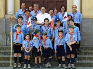 Gli Scout del Messina 11 al servizio della Comunità