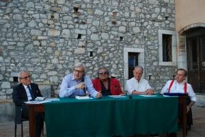 """Premio  giornalistico """" Goethe"""" a Taormina con successo Allo straniero Johan Werkmaster il Premio """"Peyrefitte"""""""