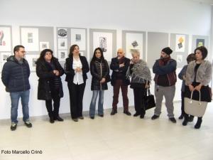 Quarantatré artiste per l'Otto Marzo al Museo Didattico dell'incisione di Barcellona Pozzo di Gotto