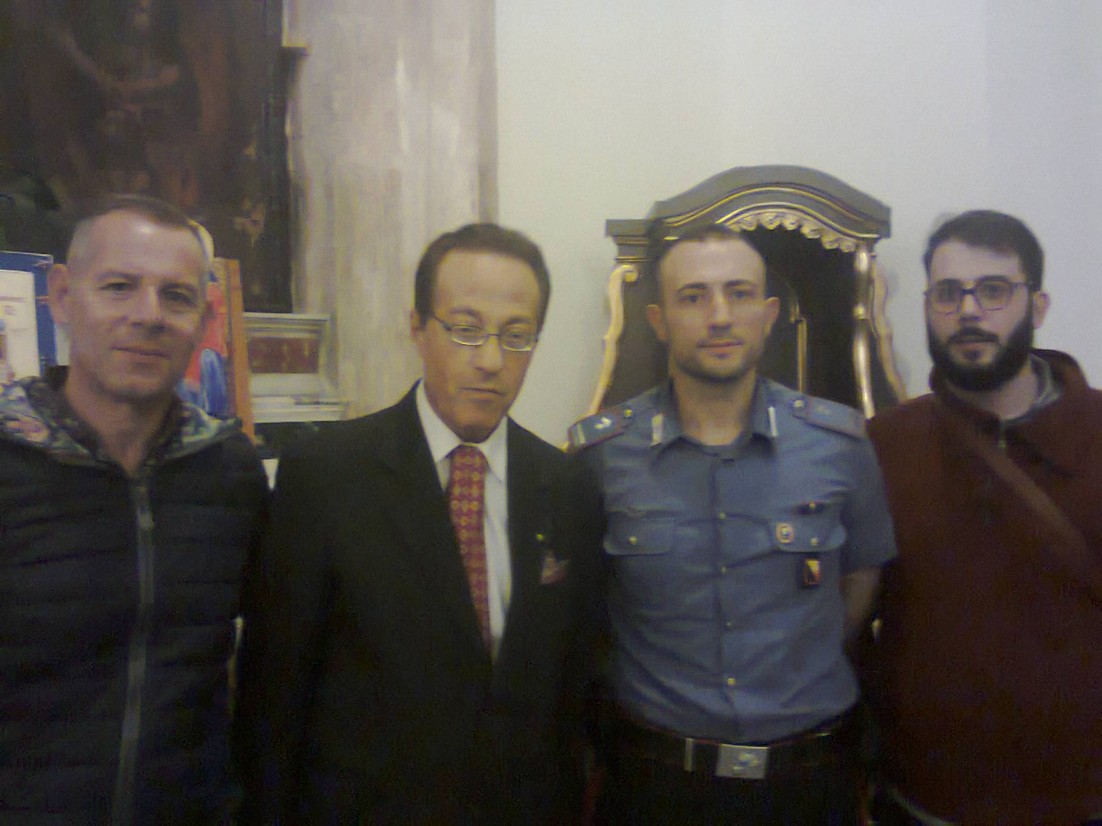 LE SPLENDIDE ICONE DEL MAESTRO PAOLO LANZA SONO STATE PRESENTATE A ... f6d331ea9c5