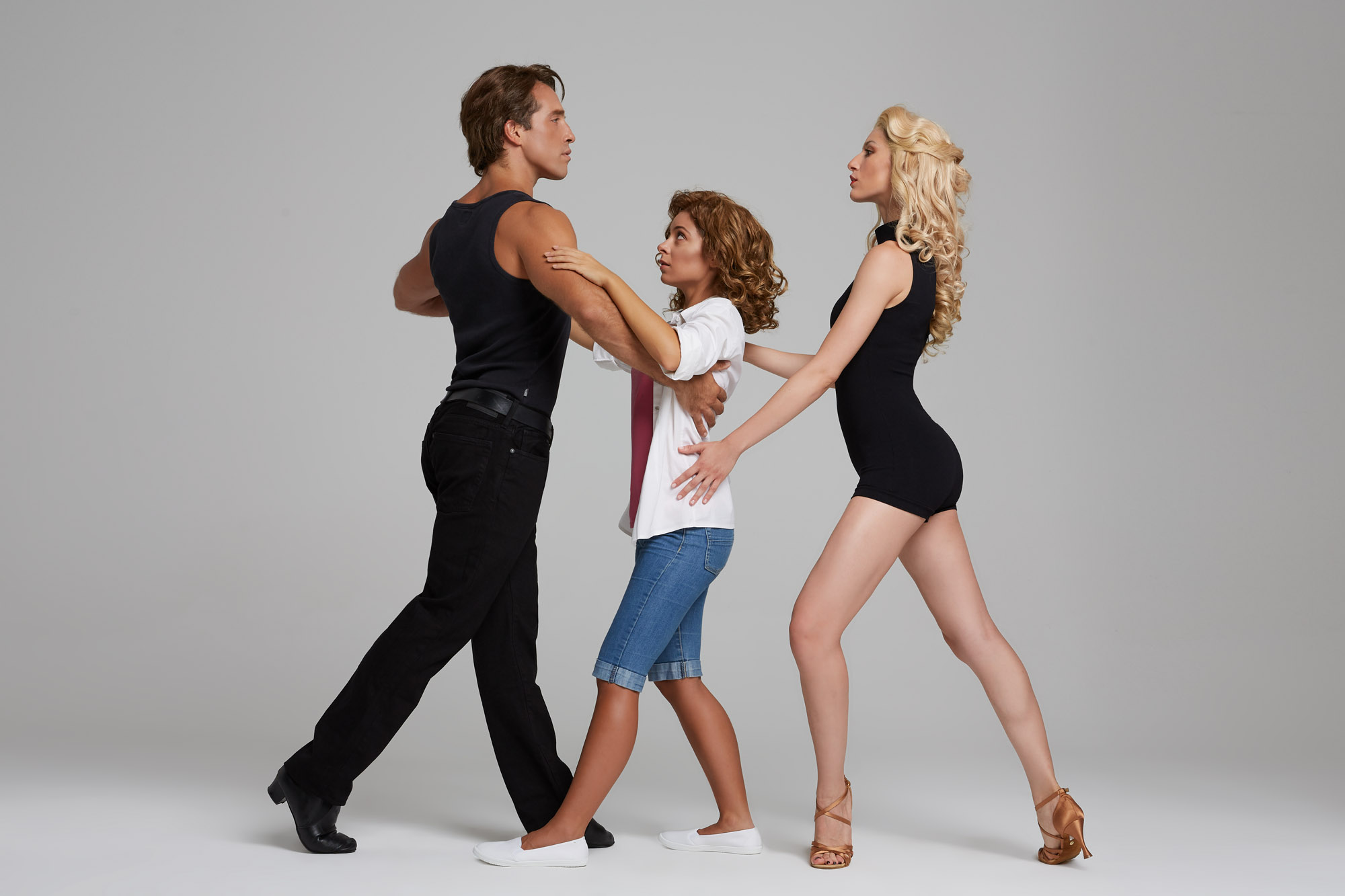 Protagonisti Dirty Dancing 2