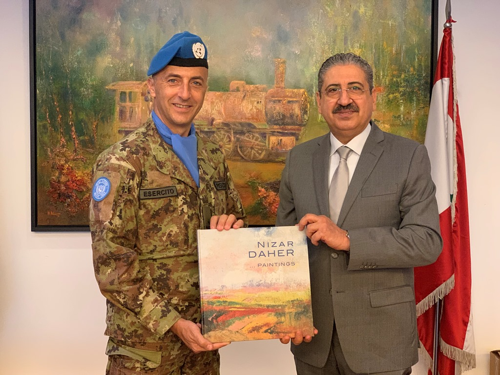 UNIFIL Siglato Accordo tra Universita di Beirut e Universita di Messina 4