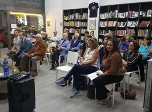 L'Asas alla libreria Dedalus per la PRESENTAZIONE COMBO BOOK DI CASASIRIO