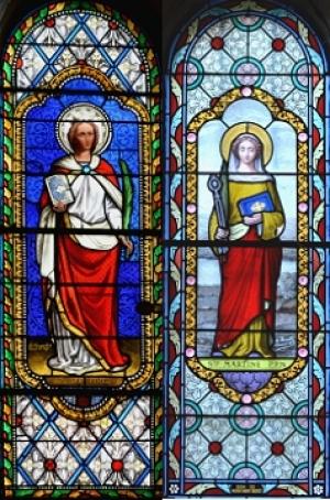 La fête de Sainte Martine Santa Martina  martire 30 gennaio. Qui est Sainte Martine? Per i nostri lettori francesi che ci seguono.