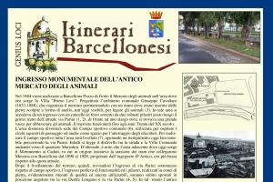 Barcellona Pozzo di Gotto: la Genius Loci realizza tre nuovi pannelli informativi