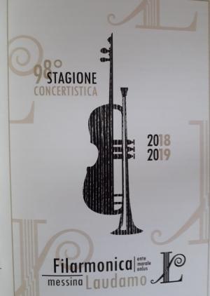 """Filarmonica Laudamo: """"Il Diluvio Universale"""" in programma per la 98° stagione concertistica."""