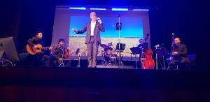Messina - Omaggio a Modugno direttore artistico Davide Liotta notevole successo.