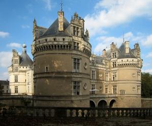 Da Decouvertes des Chateaux de France. Oh che bel castello!