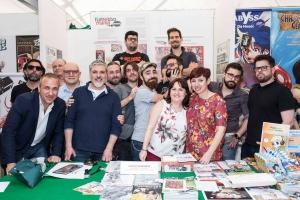 Barcellona Pozzo di Gotto: Fumettomania compie trent'anni