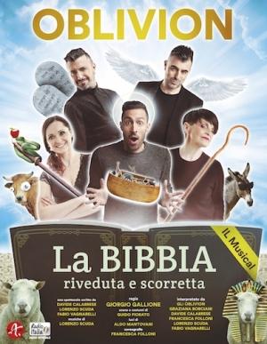 "Messina - LA BIBBIA RIVEDUTA  RILETTA DAGLI ""OBLIVION"" AL VITTORIO EMANUELE"