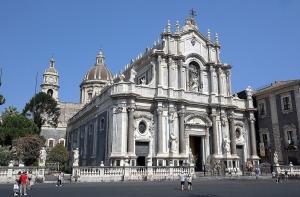 Le parole commosse del Sindaco di Catania  Salvo Pogliese Devoto a Sant'Agata