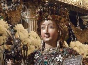 Mostra a Catania in omaggio a Sant'Agata. Oggi 1 febbraio 2020 ore 17.30. Presenta il critico prof Maria Teresa Prestigiacomo, giornalista