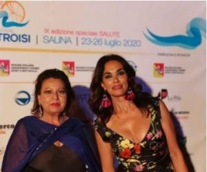 MareFestival di Salina 2020 con la presenza dell'AMMI Nazionale e provinciale
