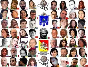 L'AMMINISTRAZIONE COMUNALE DI MERI' HA PROGRAMMATO LA SFIDA CULTURALE CON 60 ARTISTI DI TUTTO IL MONDO.