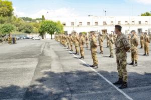 Il Capo di Stato Maggiore dell'Esercito in Sicilia Il Generale Serino ha visitato le unità dell'Esercito in Sicilia.