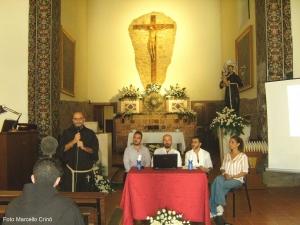 Barcellona Pozzo di Gotto: presentato il restauro della Madonna Immacolata nel Convento di Sant'Antonio