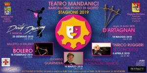 Barcellona Pozzo di Gotto: avviata la biglietteria on-line al Teatro Mandanici. Le riduzioni per fascia d'età e per pacchetto di spettacoli