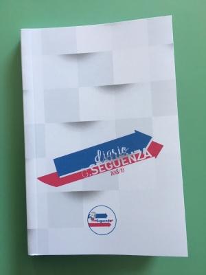 """L'Agenda """"PROSEGUENDO"""" realizzata dal Liceo SEGUENZA"""