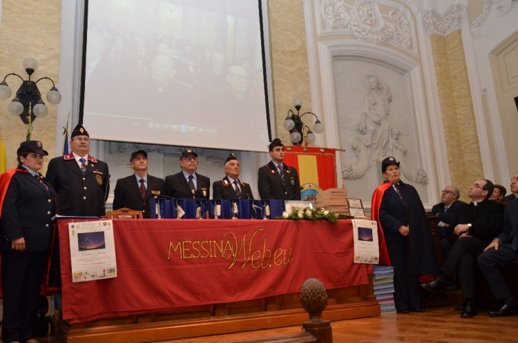 Premio Orione 2014 conferito alla Dott.ssa ELVIRA D'ORAZIO