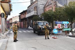 """""""SISMA IN SICILIA, L'ESERCITO AL FIANCO DEI CITTADINI"""" L'Esercito presidia le aree colpite dal terremoto"""