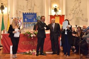 Premio Orione 2019 - ON.LE PROF. G. MAURIZIO BALLISTRERI
