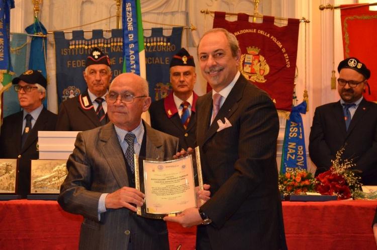 PREMIO SPECIALE ORIONE 2016 - Associazione Nazionale Famiglie Caduti e Dispersi in Guerra