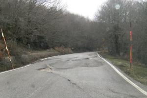 Docenti e personale ATA segnalano le criticità della strada provinciale 168 di collegamento Caronia-Capizzi