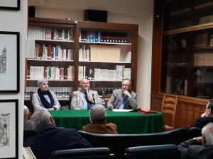 Barcellona Pozzo di Gotto: il nuovo direttivo della Corda Fratres e la conferenza sui flussi migratori